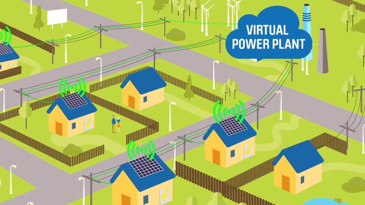 How does a Virtual Power Plant Work?